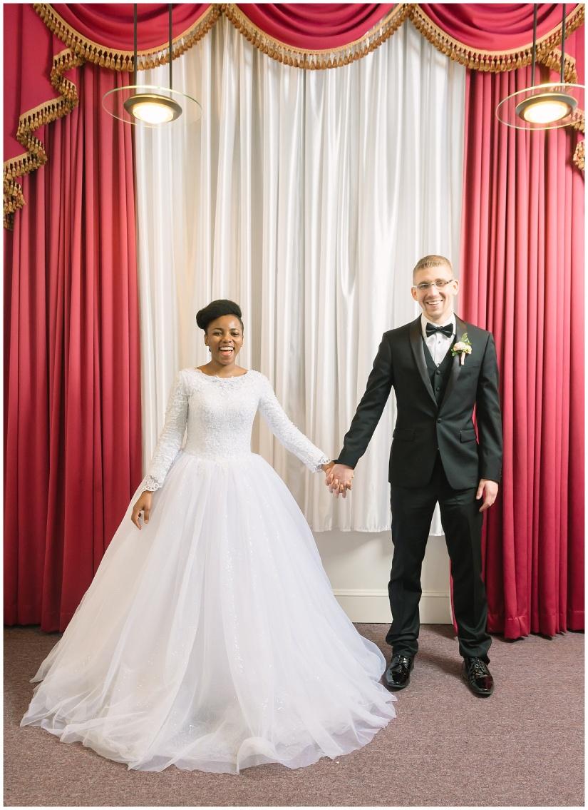 Deeper Life Bible Church In Chicago Wedding Soo Wedding Photography